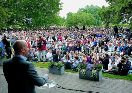 Arvamusfestivalil 400 osalejat, 160 arutelu